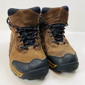 Timberland Brown Pawtuckaway Hiking Boots
